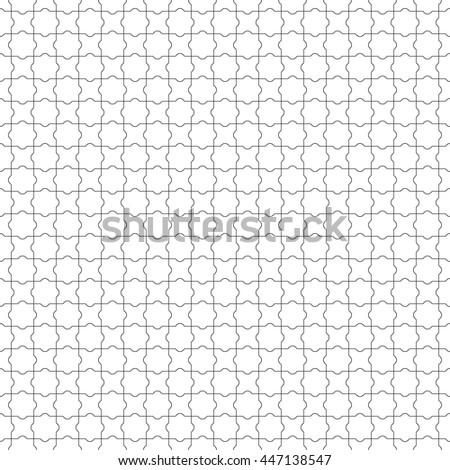 simple seamless pattern grid. Vector illustration. EPS 10. - stock vector