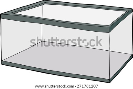 Fish tank stock photos images pictures shutterstock for Empty fish tank