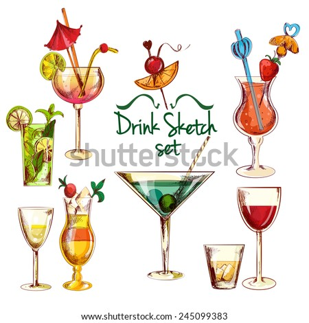 Stock Images similar to ID 84141628 - cocktails