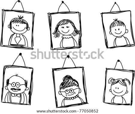 Coloring Pages Family Members Coloring Pages Printable ...