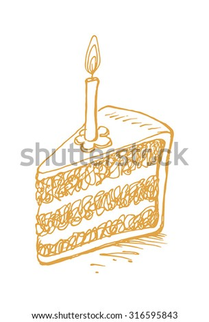 pound cake vector art on marble birthday cake calories