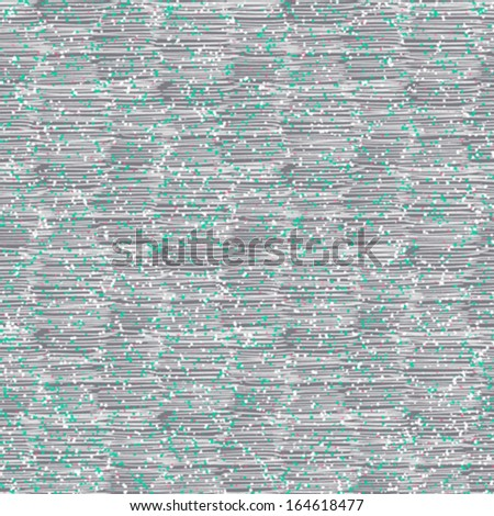 Small ditsy vector pattern with scattered dots and hand drawn lines in rich grey colors. Seamless texture for web, print, gift wrapping paper, website wallpaper, spring summer fashion, textile design. - stock vector