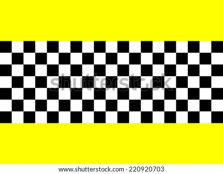 small squares checker pattern on solid background - vector background - stock vector
