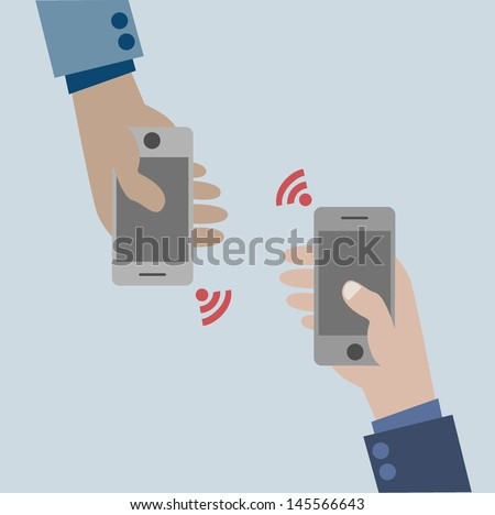 Smartphone - stock vector