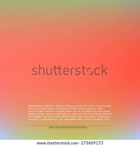 Smooth abstract colorful backgrounds set - eps10 - stock vector