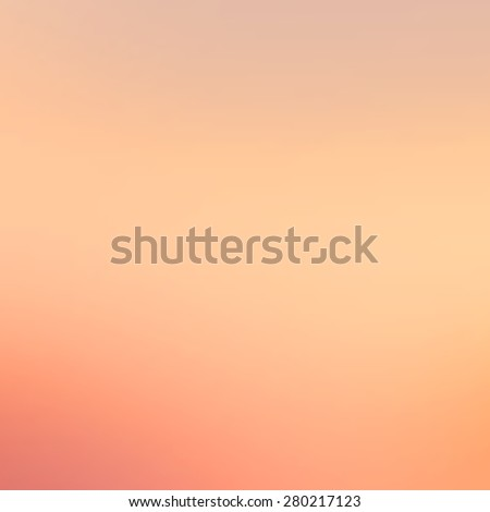 Smooth colorful background. Natural colors blur. Blurred backdrop in pink and peach colors. raster illustration. - stock vector