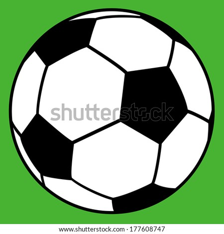 Soccer Ball - stock vector