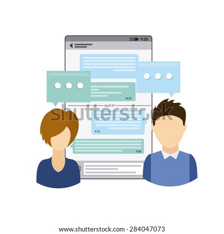 social media design, vector illustration eps10 graphic  - stock vector