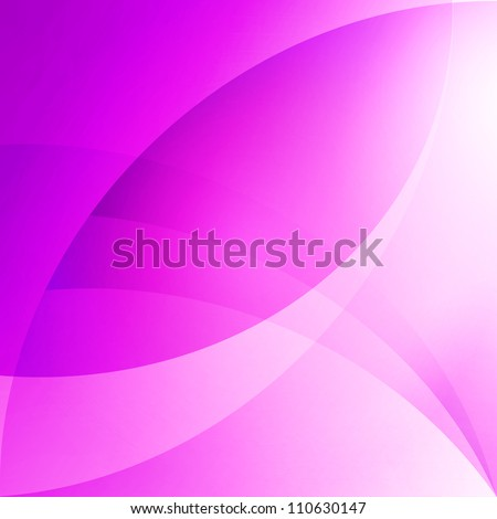 Soft Abstract Background - Pink - stock vector