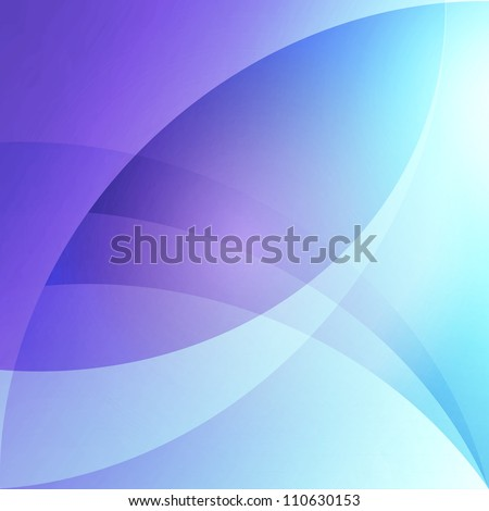 Soft Abstract Background - Purple - stock vector