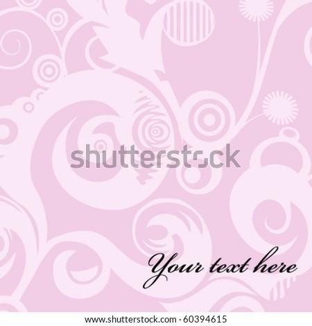 Soft grunge background - stock vector