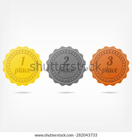 Special Offer Sticker and Tag Vintage - stock vector
