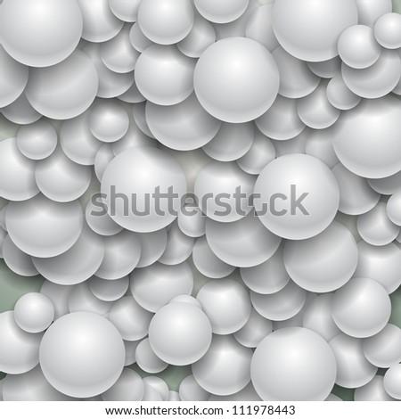 Spheres - stock vector