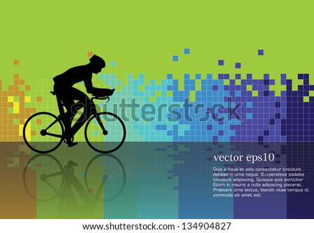 Sport vector illustration - stock vector