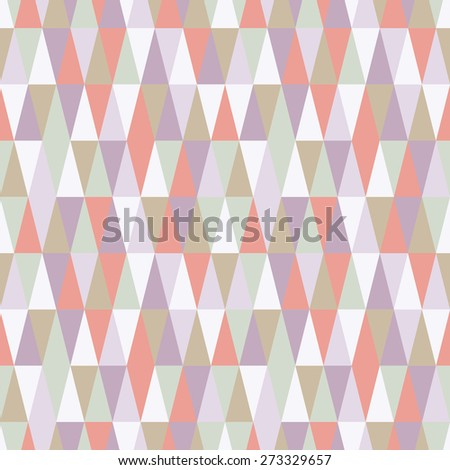 spring abstract pattern - stock vector