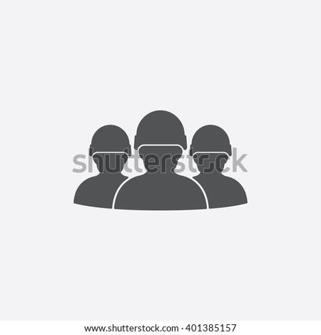Squad icon. Squad icon vector. Squad icon simple. Squad icon app. Squad icon new. Squad icon logo. Squad icon sign. Squad icon ui. Squad icon draw. Squad icon eps. Squad icon art.Squad icon web.Squad. - stock vector