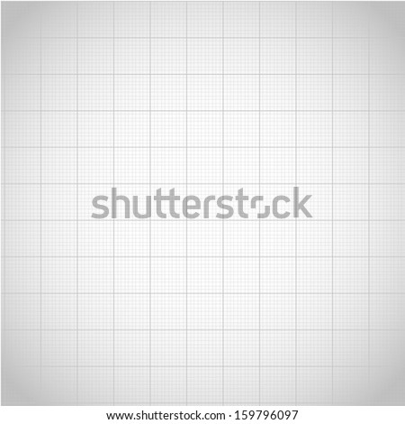 Square grid background. Vector eps10 - stock vector
