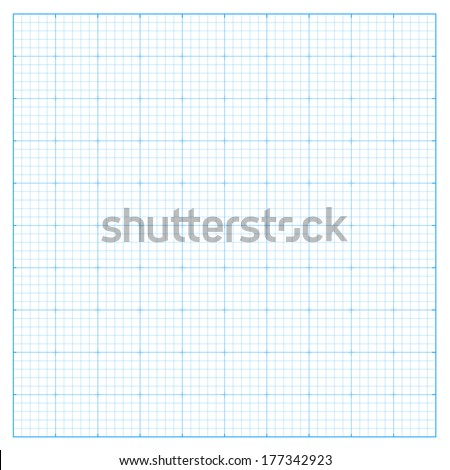 Square grid background. Vector illustration. - stock vector