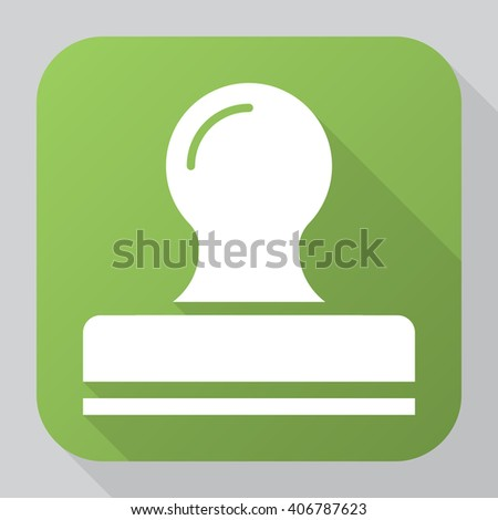 Stamp icon, Stamp icon eps10, Stamp icon vector, Stamp icon eps, Stamp icon jpg, Stamp icon picture, Stamp icon flat, Stamp icon app, Stamp icon web, Stamp icon art, Stamp icon, Stamp icon object - stock vector
