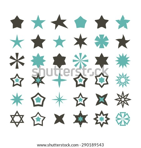 Star Sign - stock vector
