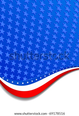 Stars & Stripes Background