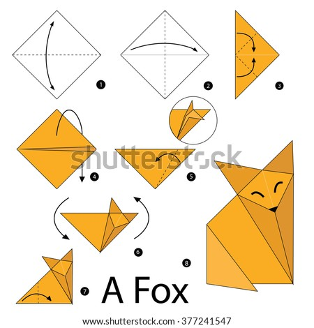 easy origami step by step instructions