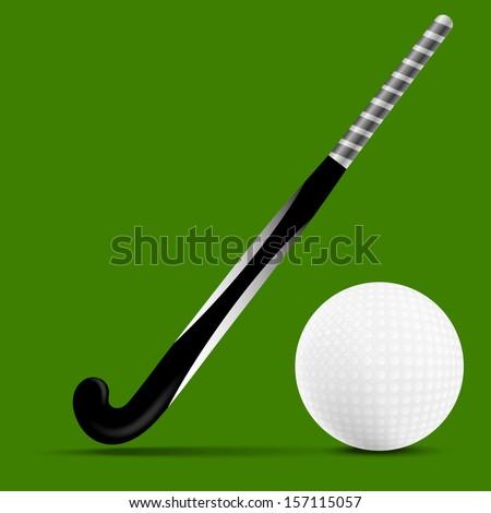 Field Hockey Crossed Sticks Logo Stick And Ball Field Hockey Dita Hockey