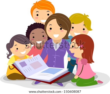 Go Back > Gallery For > Two Kids Reading Together Clipart