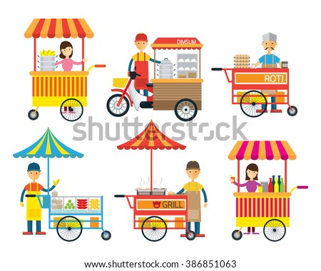Street Hawker Stock Photos, Images, & Pictures | Shutterstock