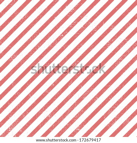 Striped pattern with grunge dots. - stock vector