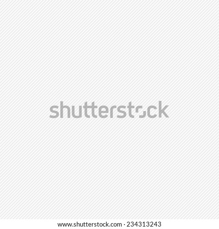 Striped white texture, seamless vector background - stock vector