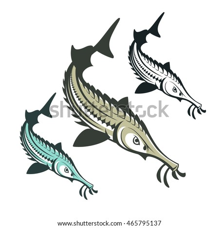 Sturgeon river stock photos images pictures shutterstock for White river fish market menu