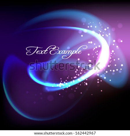 Stylish abstract background - stock vector