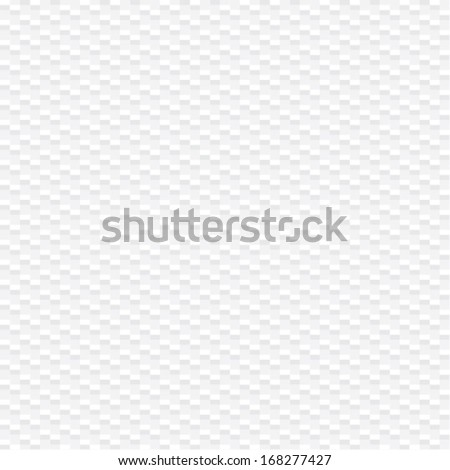 Subtle Seamless Geometry Vector Web Background Pattern - stock vector