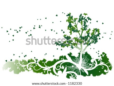 Summer - stock vector