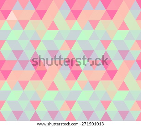 Summer pattern background, fresh, colorful and super bright. Colors shades: pink, orange, fuchsia, green aquamarine, light blue. - stock vector