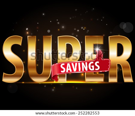 Super Savings Images - Reverse Search