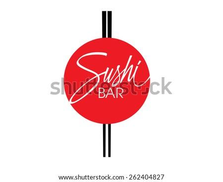 Sushi Bar Restaurant Vector - stock vector