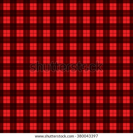 Tartan seamless pattern. Abstract fashion texture. Geometric classic scottish template plaid, wallpaper, wrapping, fabric, blanket. Checkered graphic style for background, prints, website etc. Vector - stock vector