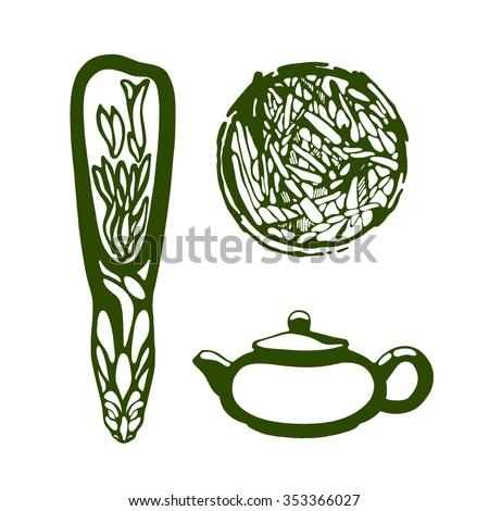 Teapot Stock Vectors & Vector Clip Art   Shutterstock