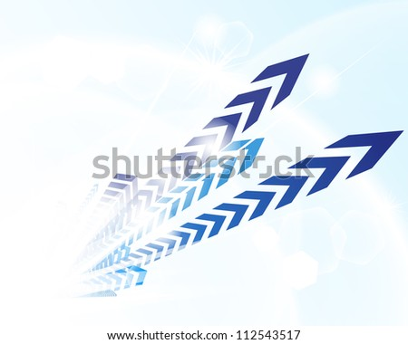 Technological blue background.Vector illustration with transparency EPS10. - stock vector