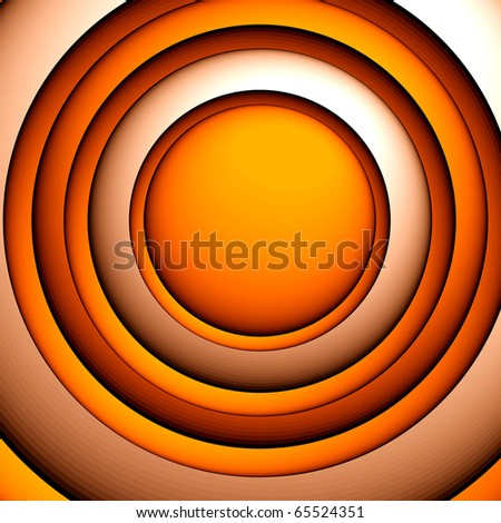 technology background, vector without gradient - stock vector