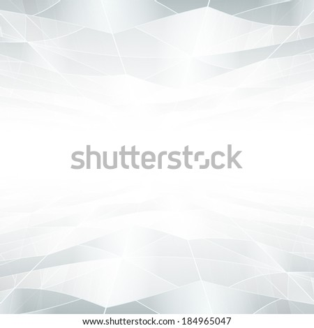 Technology concept abstract futuristic background - stock vector