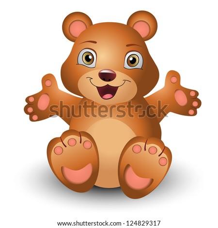 Teddy Bear Cartoon Characters ~ Bear Cartoons Leuchtkasten ...
