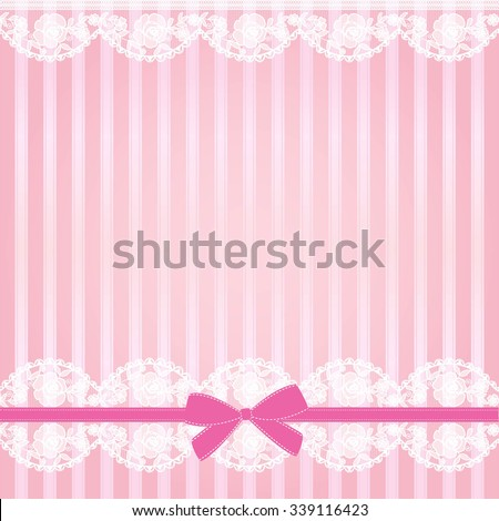 Template frame  design for card.  - stock vector