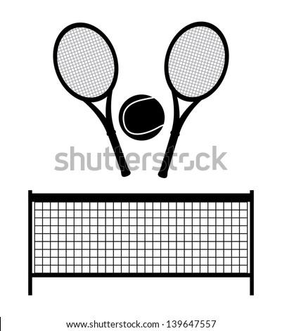 Tennis Net Stock Vectors & Vector Clip Art | Shutterstock Tennis Net Vector