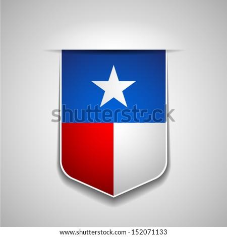Texas sign - stock vector