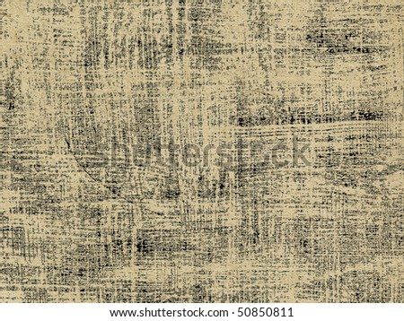 texture of the old paper - stock vector
