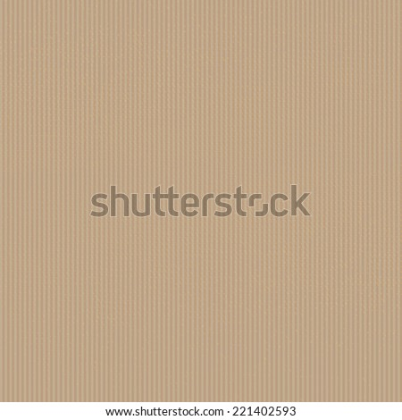 Textured recycled cardboard, easy editable - stock vector