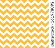 Thanksgiving seamless Chevron pattern. Vector background  - stock vector